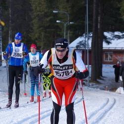 Skiing 90 km - Adrian Alt (15784)