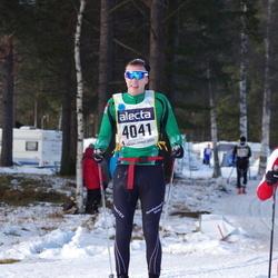 Skiing 90 km - Einar Bodström (4041)