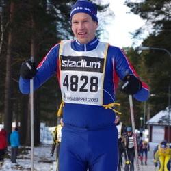 Skiing 90 km - Henry Landström (4828)
