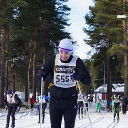 Skiing 90 km - Christian Josefsson (5553)