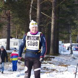 Skiing 90 km - Dennis Svensson (5088)