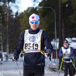 Skiing 90 km - Anders Carbonnier (8549)