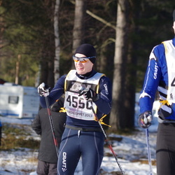 Skiing 90 km - Anders Martin (4223), Arnold Pettersson (4550)