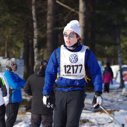 Skiing 90 km - Andreas Eriksson (12177)