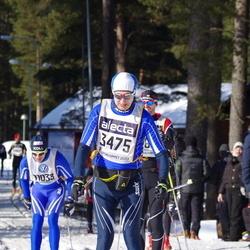 Skiing 90 km - Alexander Smirnov (3475)