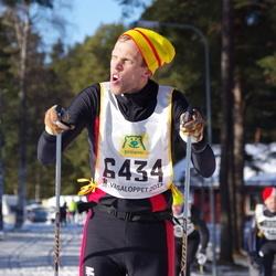 Skiing 90 km - Carl Axel Cuibe (6434)