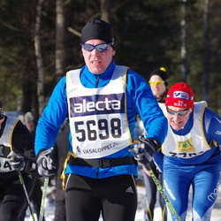 Skiing 90 km - Daniel Högberg (5698)