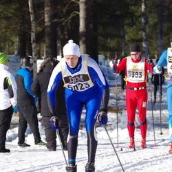 Skiing 90 km - Jari Suonvieri (5023)