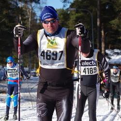 Skiing 90 km - Erik Mattson (4697)