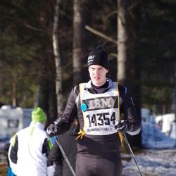 Skiing 90 km - Henrik Stenvall (14354)