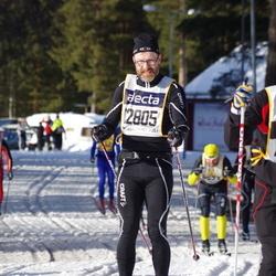 Skiing 90 km - David Strandh (12805)