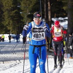 Skiing 90 km - Björn Ahnlund (4874)