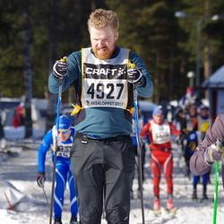 Skiing 90 km - August Nilsson (4927)