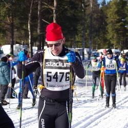 Skiing 90 km - Christer Erstadius (5476)