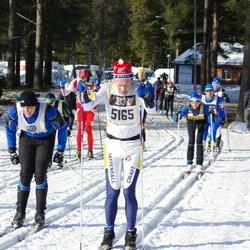 Skiing 90 km - Chister Bengtsson (5165)