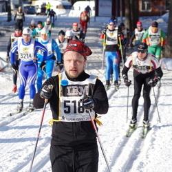 Skiing 90 km - Esbjörn Brolund (5183)