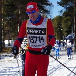 Skiing 90 km - Henrik Hagberg (13714)