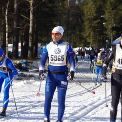 Skiing 90 km - Anders Jorholm (4604), Magnus Stenmark (5965)