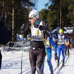 Skiing 90 km - Björn Erik Johnsen (4665)