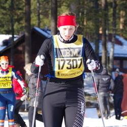 Skiing 90 km - Jennie Engstrand (17307)