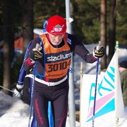 Skiing 90 km - Arne Lund (30104)