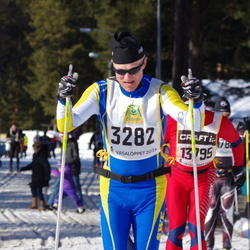Skiing 90 km - Anders Gruving (3282)