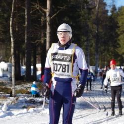 Skiing 90 km - Albin Gransten (10781)