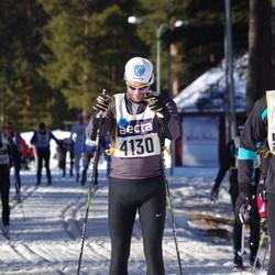 Skiing 90 km - David Lagneholm (4130), Emil Löthgren (5346)