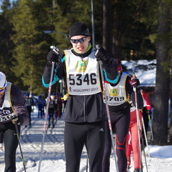 Skiing 90 km - Emil Löthgren (5346)