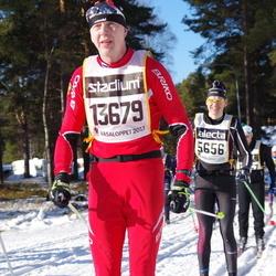 Skiing 90 km - Aleksej Pachkov (13679)