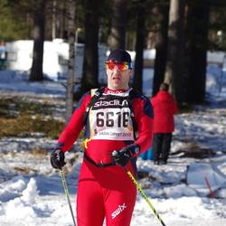 Skiing 90 km - Arve Inge Leirvik (6616)