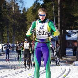 Skiing 90 km - Anton Sundin (9902)