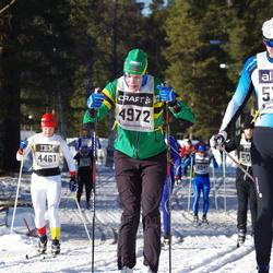 Skiing 90 km - Henrik Svaland Aas (4972), Jonas Olimstad (5720)