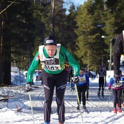 Skiing 90 km - Henrik Johansson (14404)