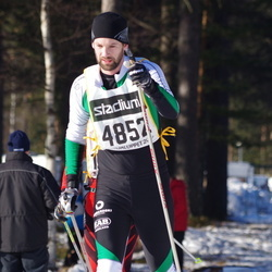 Skiing 90 km - Henrik Forsberg (4852)