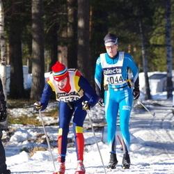 Skiing 90 km - Anders Taflin (4044)