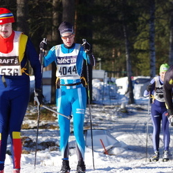 Skiing 90 km - Anders Taflin (4044), Mattias Åberg (5536)