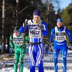 Skiing 90 km - Henrik Fahlén (6325), Geir Johannessen (14812)