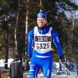 Skiing 90 km - Henrik Fahlén (6325)