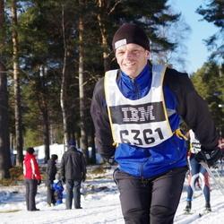 Skiing 90 km - Christian Bengtsson (6361)
