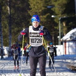 Skiing 90 km - David Nordman (10728)