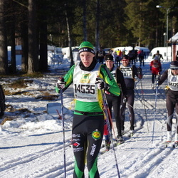Skiing 90 km - Andreas Branell (14535)