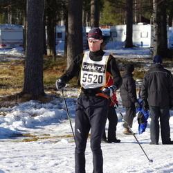 Skiing 90 km - Andreas Dolmen (5520)