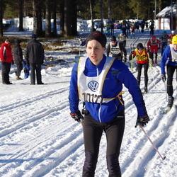 Skiing 90 km - Henrik Brolin (10122)