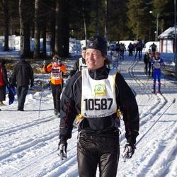 Skiing 90 km - Anders Westerberg (10587)