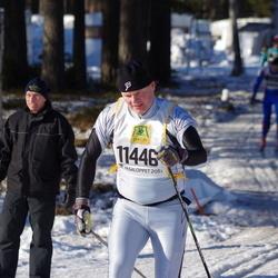 Skiing 90 km - Fredrik Lindh (11446)