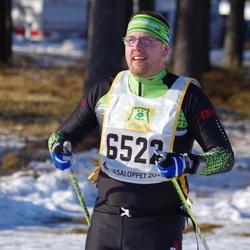 Skiing 90 km - Andreas Carlén (6522)