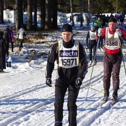 Skiing 90 km - David Klemetz (15971)