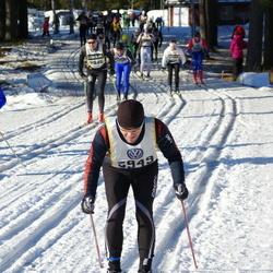 Skiing 90 km - Anders Moritz (5949)