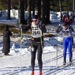 Skiing 90 km - Asbjørn Hilde (5551)